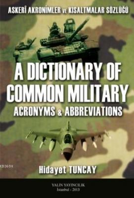 Askeri Akronimler ve Kısaltmalar Sözlüğü