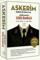 ASKERİM Askeri Sınavlara Hazırlık Açıklamalı Soru Bankası