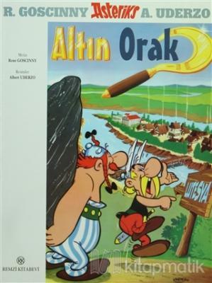 Asteriks ve Altın Orak