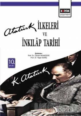 Atatürk İlkeleri ve İnkılap Tarihi %21 indirimli Osman Akandere