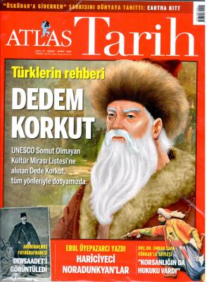 Atlas Tarih Dergisi Şubat sayısı