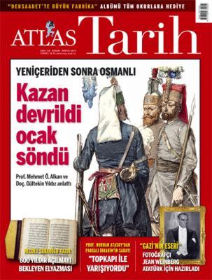 Atlas Tarih Dergisi Sayı: 58 Nisan-Mayıs 2019