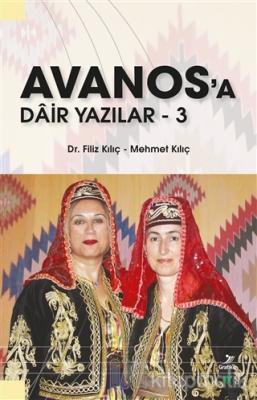 Avanos'a Dair Yazılar - 3