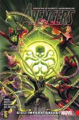 Avengers: Zincirsiz 2: Gizli İmparatorluk Mark Waid
