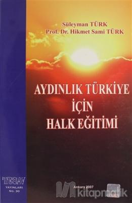 Aydınlık Türkiye İçin Halk Eğitimi