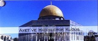 Ayet ve Hadislerde Kudüs (Kartela 10 adet)