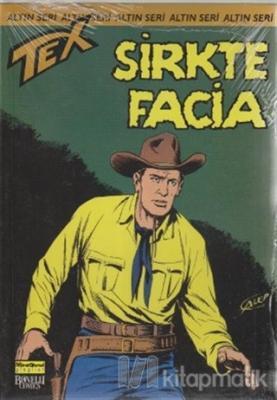 Aylık Altın Seri Tex Sayı: 66  Sirkte Facia