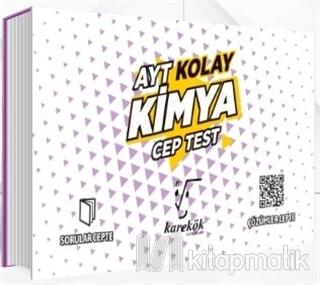 AYT Cep Test Kimya (Kolay) Kolektif