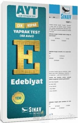 AYT Edebiyat Yaprak Test