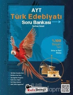 AYT Türk Edebiyat Soru Bankası Orta ve İleri Düzey Serkan Güzel