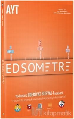 AYT Yeni Nesil 12 Edebiyat-Sosyal-1 Denemesi - Edsometre