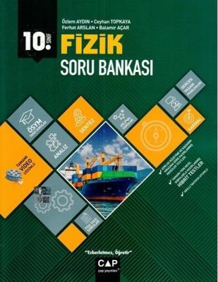 10. Sınıf Anadolu Lisesi Fizik Soru Bankası Çap Yayınları Komisyon