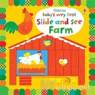 Baby's Very First Slide and See Farm