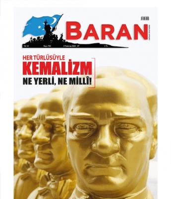 Baran Dergisi Temmuz 2020