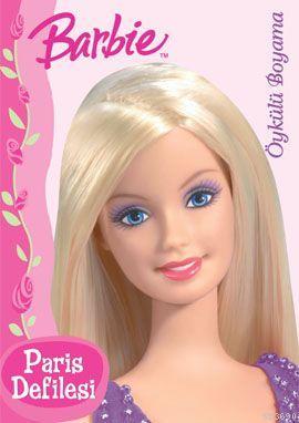 Barbie Aktivite Seti 2