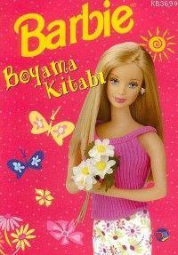 Barbie Boyama Kitabı Genevieve Schurer