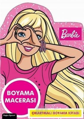 Barbie - Özel Kesimli Boyama Macerası