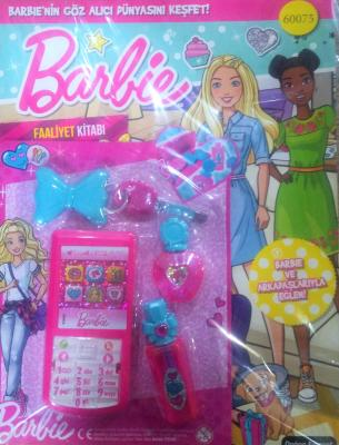 Barbie Faaliyet Dergisi