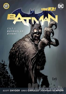 Batman Cilt 1 - Baykuşlar Divanı