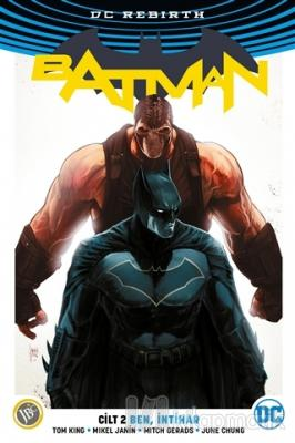 Batman Cilt 2 - Ben İntihar Tom King