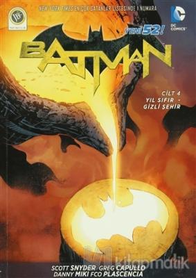Batman 4.Cilt Gizli Şehir Scott Snyder