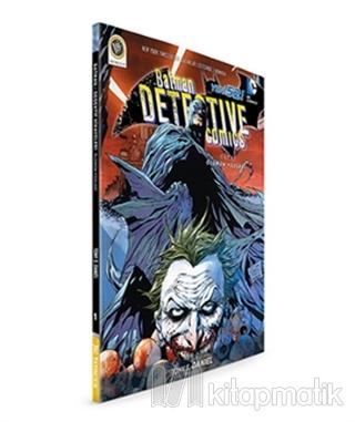 Batman - Dedektif Hikayeleri 1 - Ölümün Yüzler