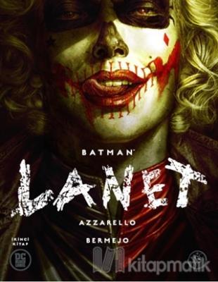Batman: Lanet (İkinci Kitap) Brian Azzarello