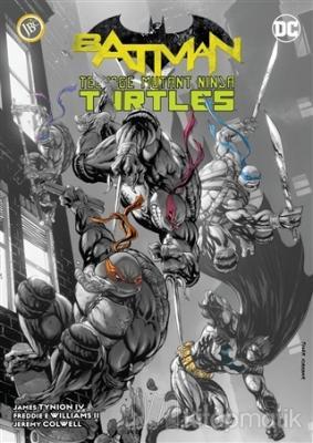 Batman - Ninja Kaplumbağalar James Tynion İv