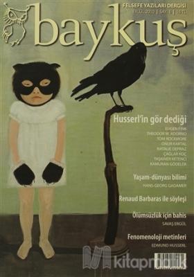 Baykuş Felsefe Yazıları Dergisi Sayı: 6 Kolektif