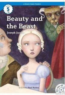 Beauty and the Beast +CD (eCR Level 5)
