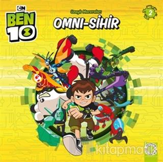 Ben 10 Omni Sihir - Uzaylı Maceraları