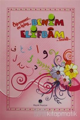 Benim Elifbam (Tecvidli-Pembe Kapak)