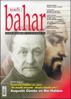 Berfin Bahar Dergisi Sayı: 235