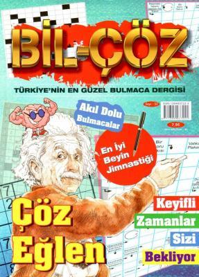 Bil-Çöz Bulmaca Dergisi Sayı:32