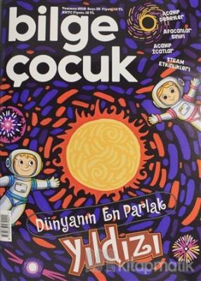 Bilge Çocuk Dergisi Sayı: 35 Temmuz 2019