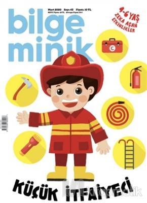 Bilge Minik Dergisi Sayı 43 Mart 2020 Kolektif