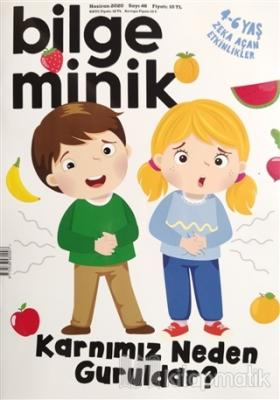Bilge Minik Dergisi Sayı: 46 Haziran 2020 Kolektif