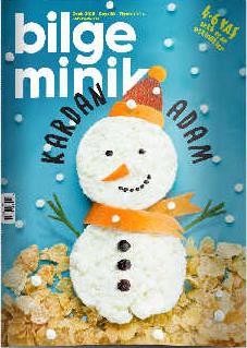 Bilge Minik Dergisi Sayı: 29 Ocak 2019