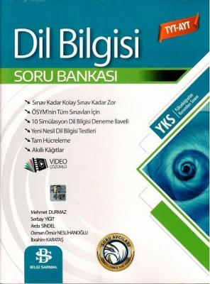 Bilgi Sarmal TYT AYT Dil Bilgisi Soru Bankası Komisyon