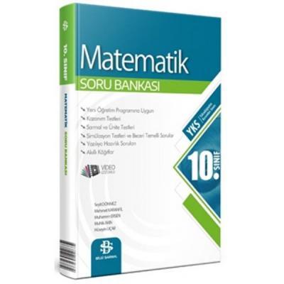 Bilgi Sarmal 10. Sınıf Matematik Soru Bankası Komisyon