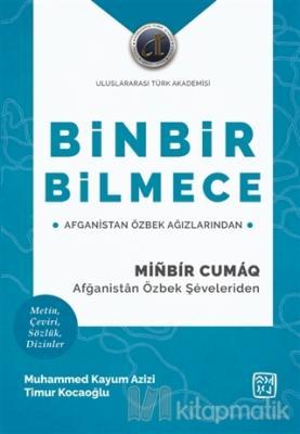 Binbir Bilmece - Afganistan Özbek Ağızlarından