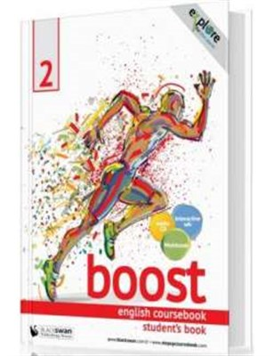 2 Second Edition Boost English coursebook Student's book Workbook