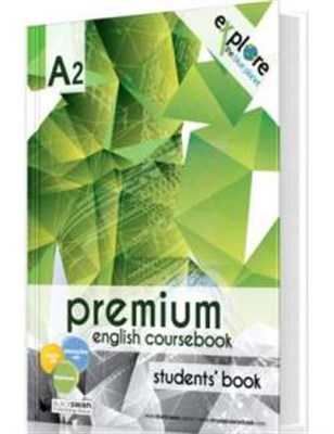 Premium English Coursebook Student's Book -Workbook A2