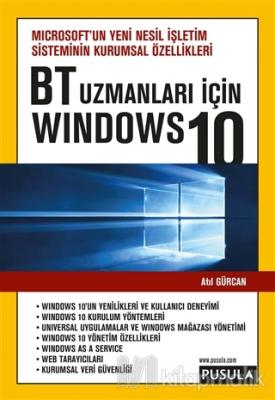 BT Uzmanları için Windows 10