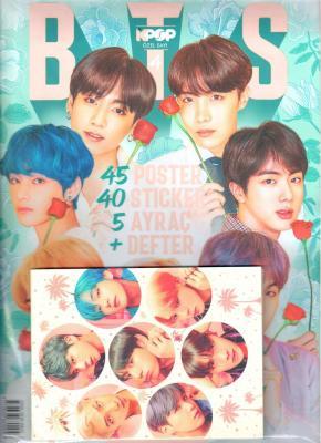 BTS - K Pop  Dergisi Özel Sayı: 2019/03