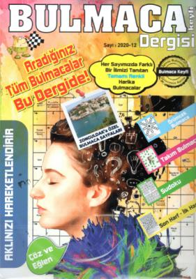 Bulmaca Keyfi Dergisi 2020-12