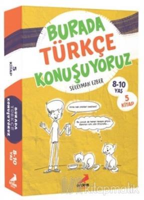 Burada Türkçe Konuşuyoruz (5 Kitap Takım) Süleyman Ezber