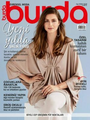 Burda Dergisi Sayı:2020-01