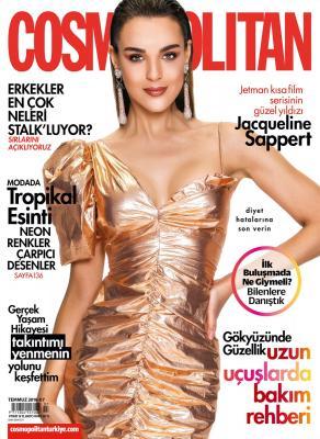 Cosmopolitan Dergisi Temmuz 2019