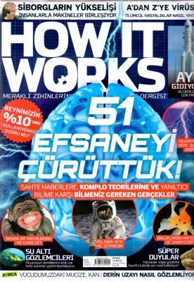 How It Works Dergisi Sayı:09 Temmuz  2019
